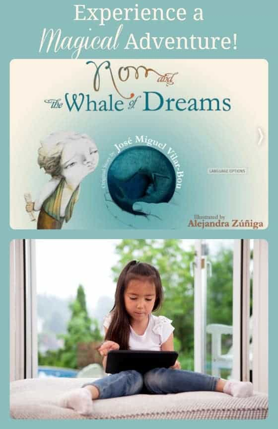 Prince Rom and the Whale of Dreams