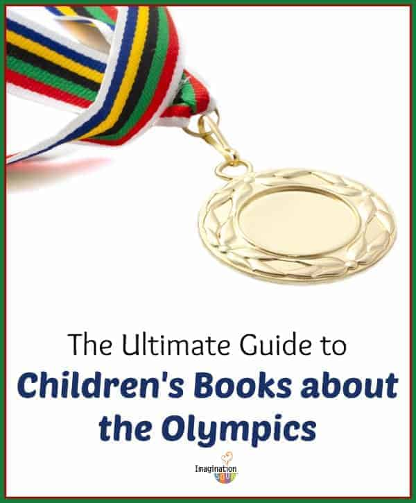 Huge list of the best children's books about the winter Olympics #kids #olympics #books