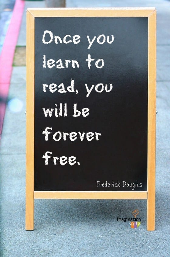 Frederick Douglass Quotes On Reading
