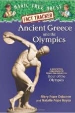 Magic Tree House Fact Tracker #10 Ancient Greece & the Olympics