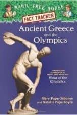 Magic Tree House Fact Tracker #10 Ancient Greece & the Olympics