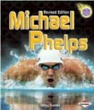 Michael Phelps by Jeffrey Zuehlke