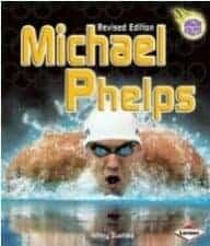 Michael Phelps by Jeffrey Zuehlke
