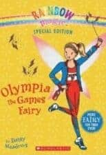 Olympia the Games Fairy by Daisy Meadows
