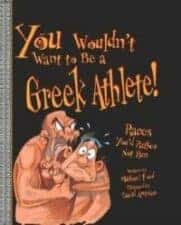 You Wouldn't Want to Be a Greek Athlete! Races You'd Rather Not Run