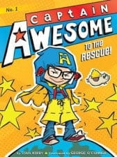 Captain Awesome Best Books for Boys