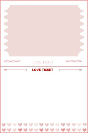 Love Tickets