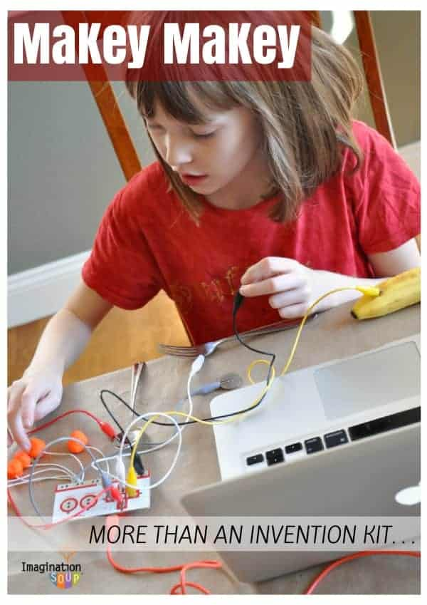 MaKey MaKey - a STEM kit for kids that empowers and encourages innovative thinking
