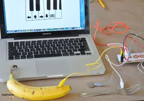 Makey Makey - an invention kit for kids