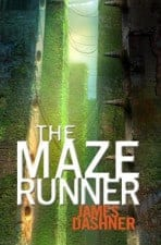 Maze Runner best science fiction sci-fi books for kids