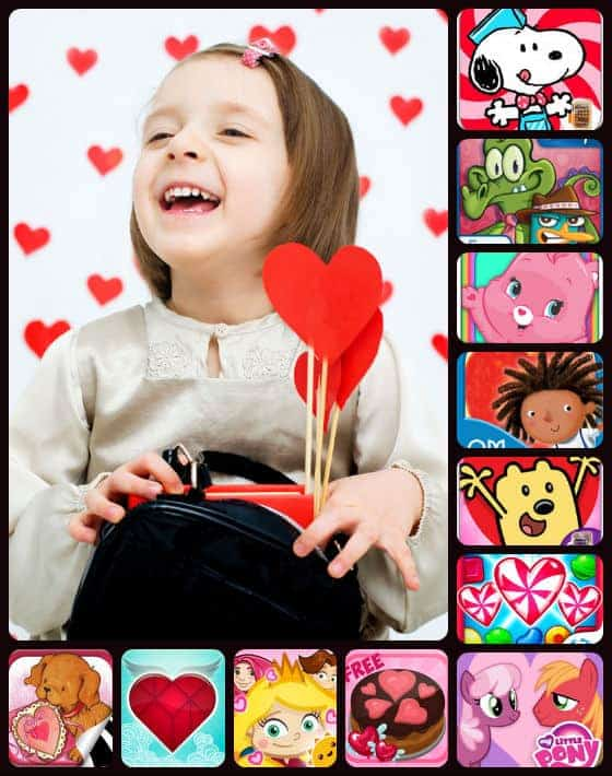 Valentine's Day Apps for Kids