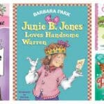 Books for Kids Who Like Junie B. Jones