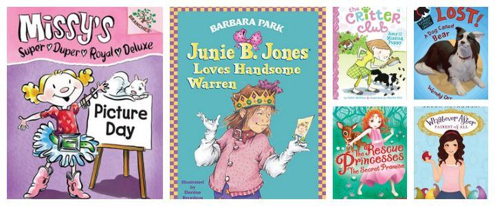Books for Kids Who Like Junie B  Jones   Imagination Soup