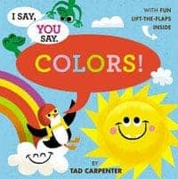 i say, you say colors