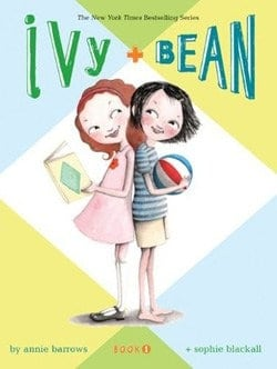 ivy bean adventure books for kids