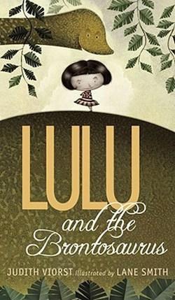 Lulu brontosaurus good books for 8 year olds