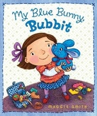 my blue bunny bubbit