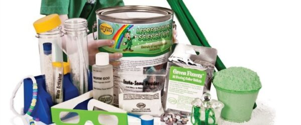 5 Mischievous St. Patrick's Day Science Experiments for Kids
