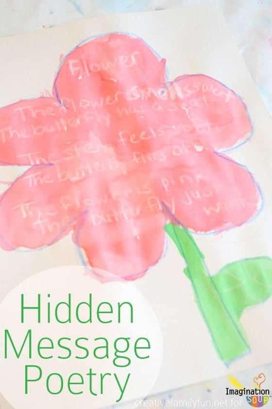 Hidden Message Poetry