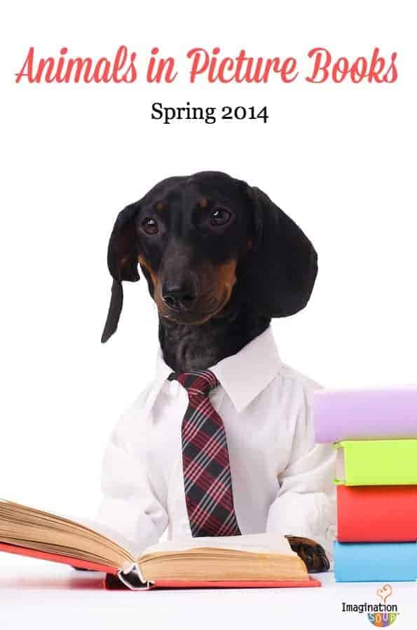 picture books about animals, spring 2014