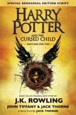 Harry Potter Cursed Child -- books for kids who love Harry Potter