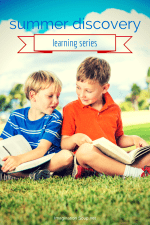 Summer Discovery Learning Series on Imagination Soup