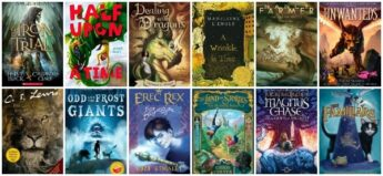 if you love Harry Potter try one of these magical similar chapter books