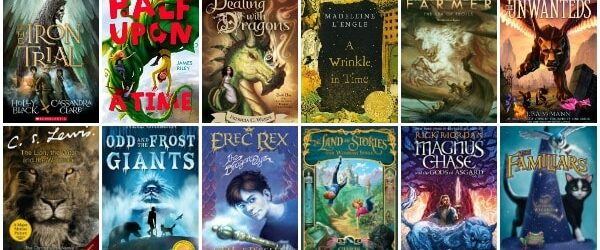 If You Love Harry Potter, You'll Like These Books