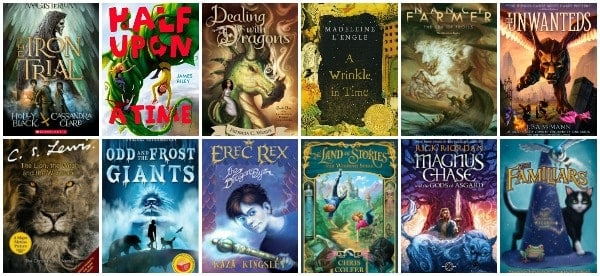 If You Love Harry Potter, You'll Like These Books, Too | Imagination