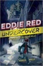 Eddie Red Undercover good books for boys