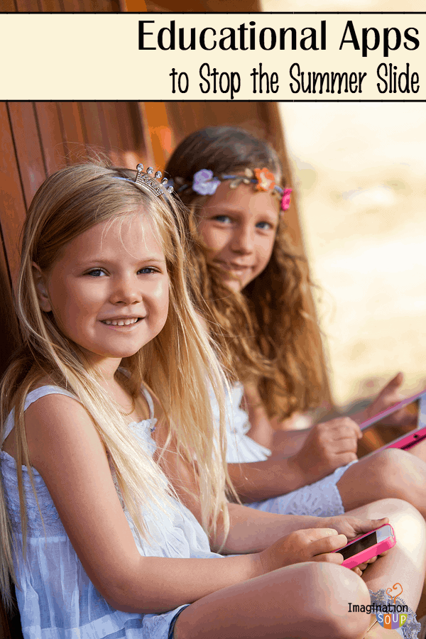 educational apps to stop the summer slide