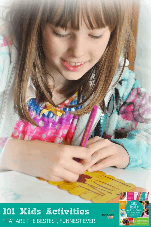 review of 101 Kids Activities