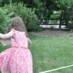 Why the Slackline is My Kids' Favorite Backyard Activity