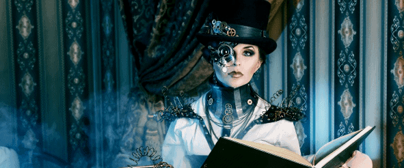 Steampunk Books for Kids