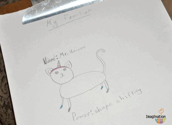 Kitty Familiar