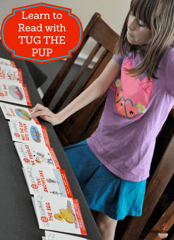 Tug the Pup books