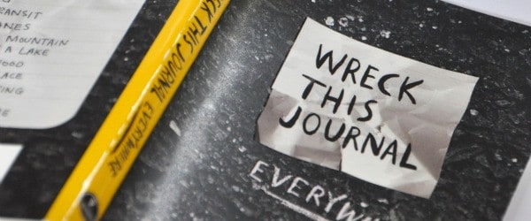 Will Wreck This Journal Everywhere Get Your Kids Writing?