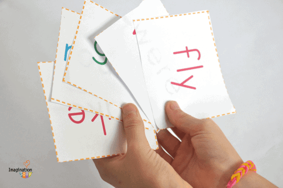 sight word go fish