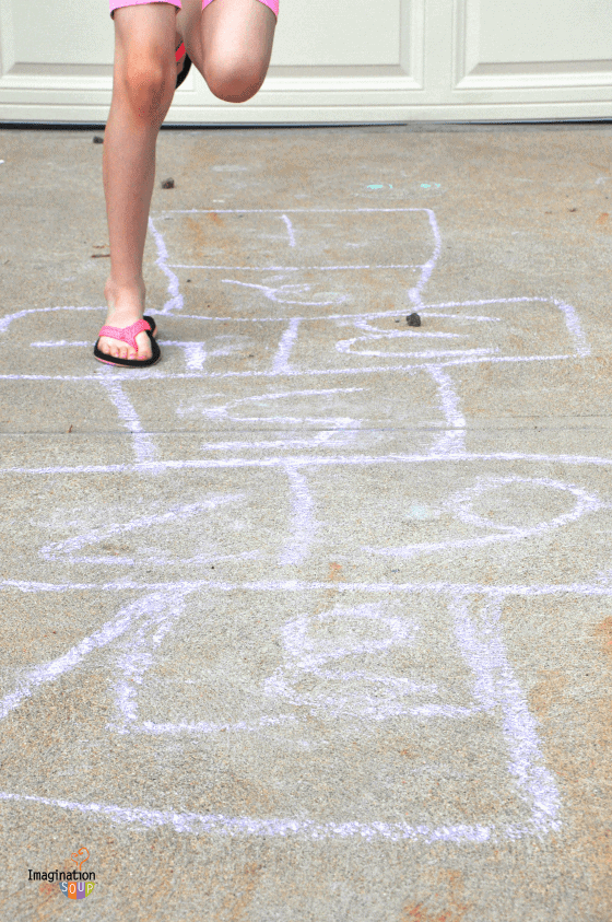 sight word letter count hopscotch