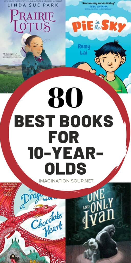 100 best books for 10 year olds