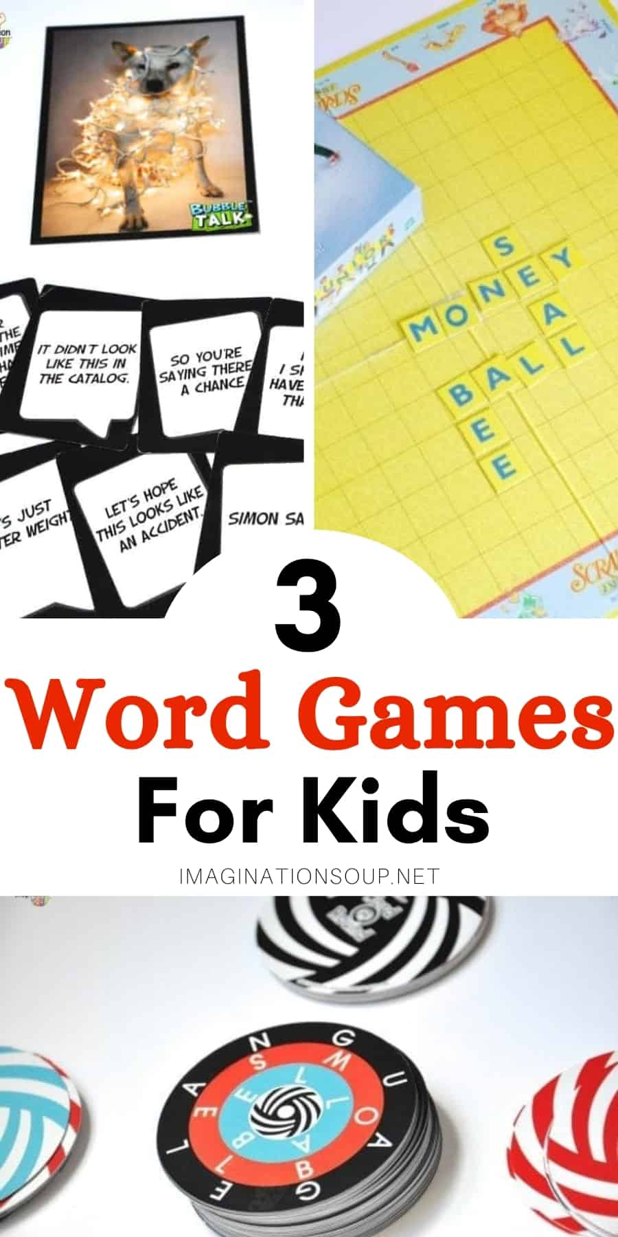 3 word games for kids