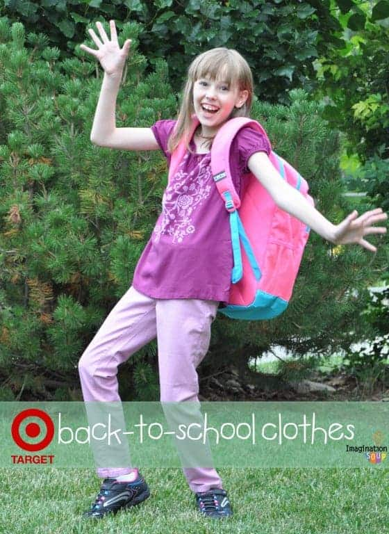Back to School with Target