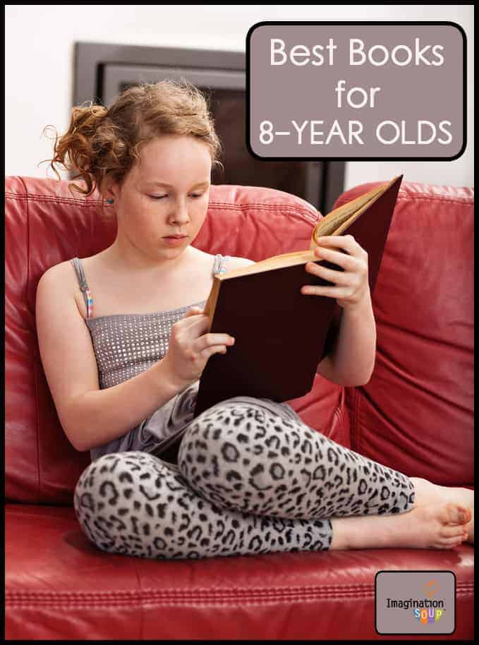 Best book 8 year old need