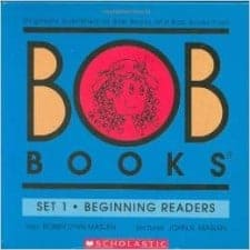 Bob Books Easy Readers / Phonics Books / Level 1 Readers