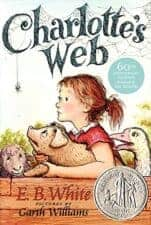Charlotte's Web realistic books for kids