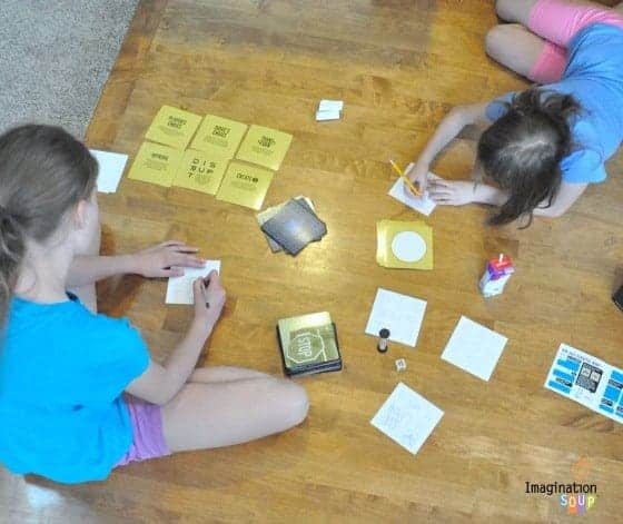 Disruptus Game for Innovative Thinking