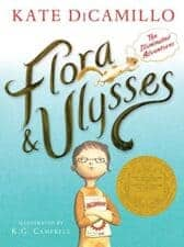 FLora and Ulysses Read Aloud Books for Second Grade
