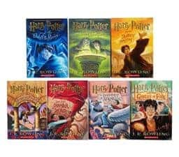 Harry Potter books GOOD BOOKS for 10 year olds 5th grade