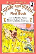 Henry and Mudge good books for first grade kids 6 year olds