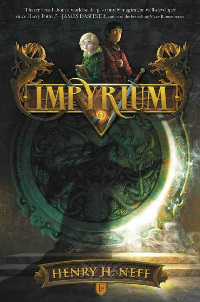impyrium good books for 11 year olds